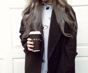 coffee and dress image