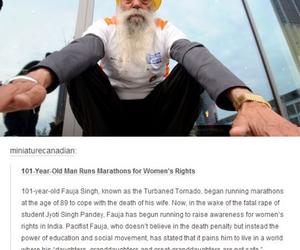 101, man, and Marathon image