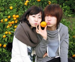 sora, lee sora, and hyukjae's noona image