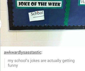 joke, lol, and school image