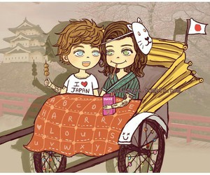 larry stylinson, love, and Boys Love image