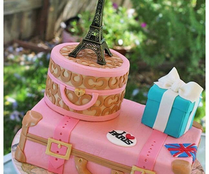 cakes, delicious, and birthday image