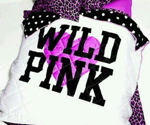 pink, Victoria's Secret, and wild image