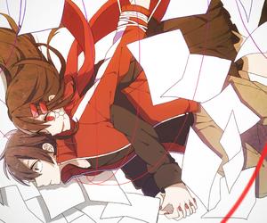 anime, b & g, and kajiro project image
