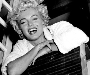 beauty, film, and Marilyn Monroe image