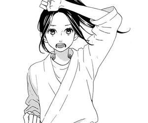 manga, hirunaka no ryuusei, and suzume yosano image