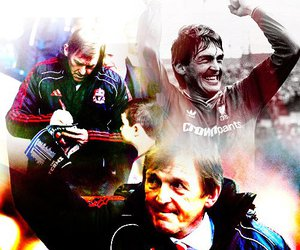 king, Liverpool, and kenny dalglish image