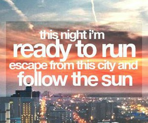 one direction, ready to run, and Lyrics image