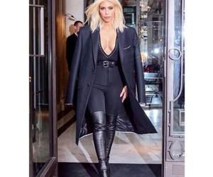Hot, kim kardashian, and sexy image