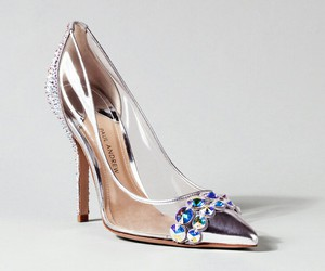 shoes, sparkle, and cinderella image