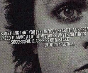 green day, billie joe armstrong, and quote image