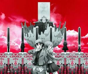 mirai nikki, anime, and yuno image