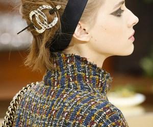 catwalk, chanel, and fashion image