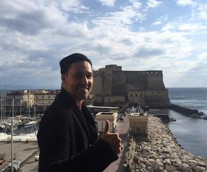 italy, music, and Naples image