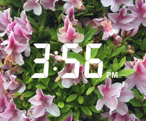 time and snapchat image