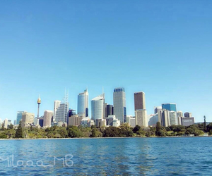 australia, holiday, and sidney image