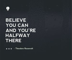believe, life, and quote image