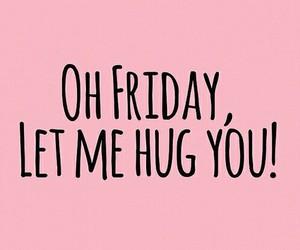 friday hug image