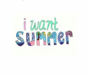 summer and want image