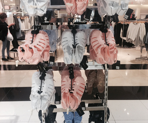 fashion, jelly shoes, and forever 21 image