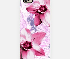 case, flowers, and casetify image