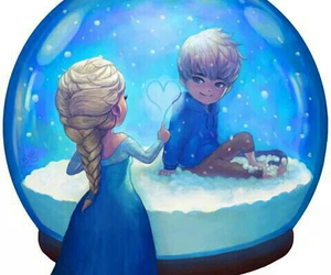frozen, elsa, and love image