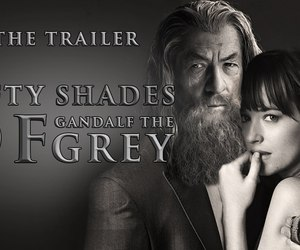 lord of the rings, fifty shades of grey, and lmao image