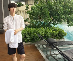 handsome, model, and ahn jae hyun image