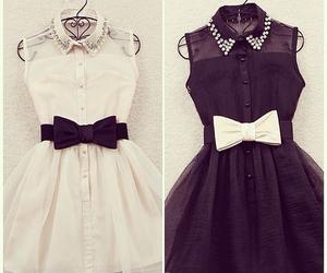 fashion, lace, and ribbon image