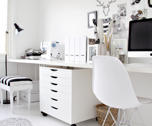 home, room, and white image