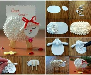 diy, cute, and sheep image