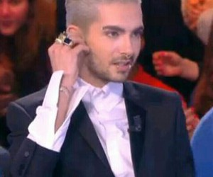 bill kaulitz, handsome, and perfect guy image