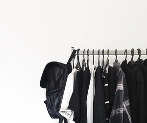 clothes, black, and fashion image
