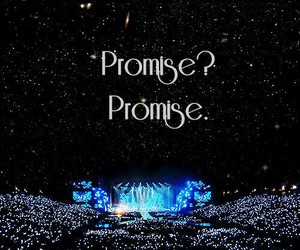 exo, kpop, and promise image