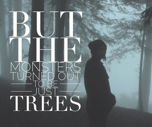 Taylor Swift, out of the woods, and Lyrics image