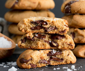 chocolate, cookie, and desserts image