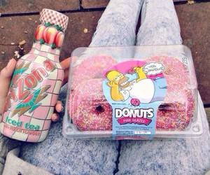 donuts, arizona, and food image