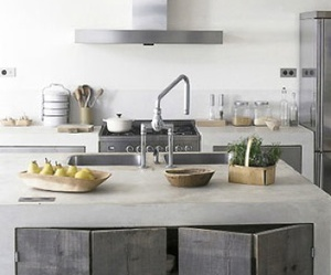 kitchen and grey image