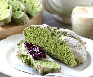 bread, food, and irish image