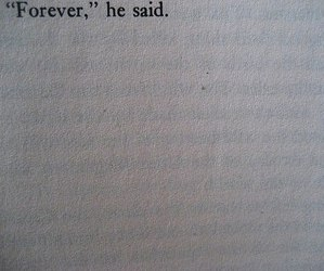 forever, book, and quotes image