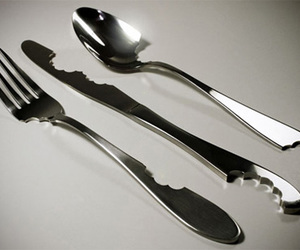knife and spoon image