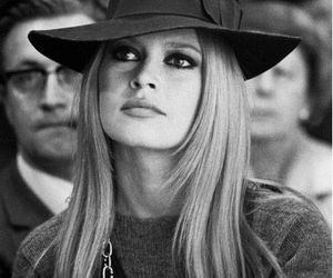 brigitte bardot, fashion, and actress image