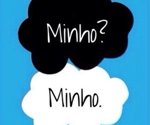 Minho, the maze runner, and the fault in our stars image