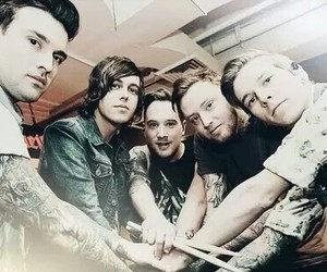 sleeping with sirens, kellin quinn, and sws image