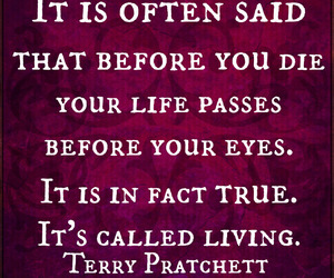 quote and terry pratchett image