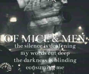 of mice and men and bands image