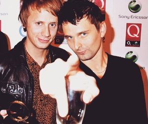 Matt Bellamy, belldom, and muse image