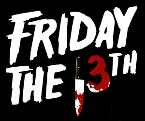 friday and 13 image