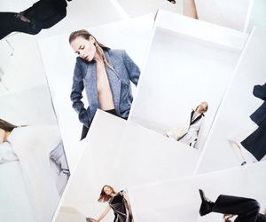 fashion, model, and photo image