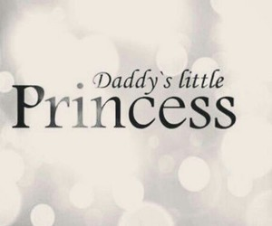 little, daddy's, and papa image